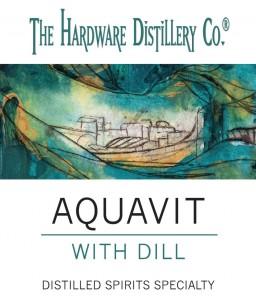 Dill-Aquavit