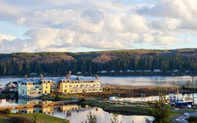 Distiller's Dinner at Port Ludlow Resort