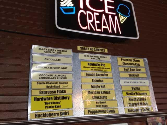 Bee's Knees® Ice Cream