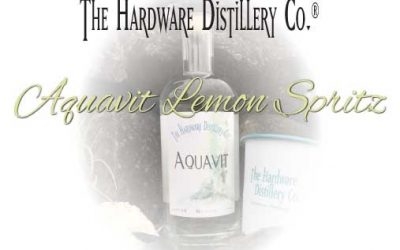 Aquavit Lemon Spritz
